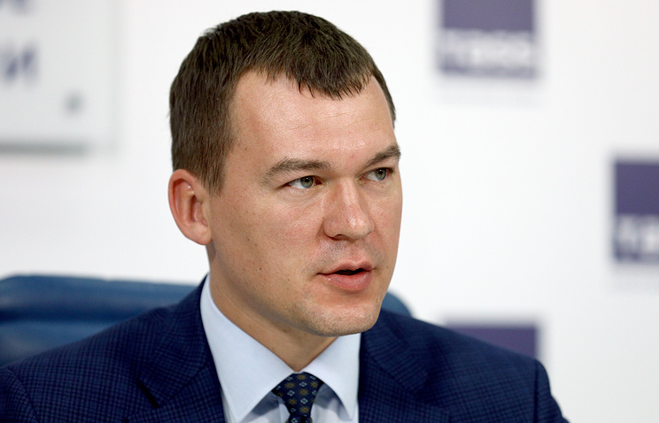 The chairman of the State Duma's committee for sports, tourism and youth Mikhail Degtyarev