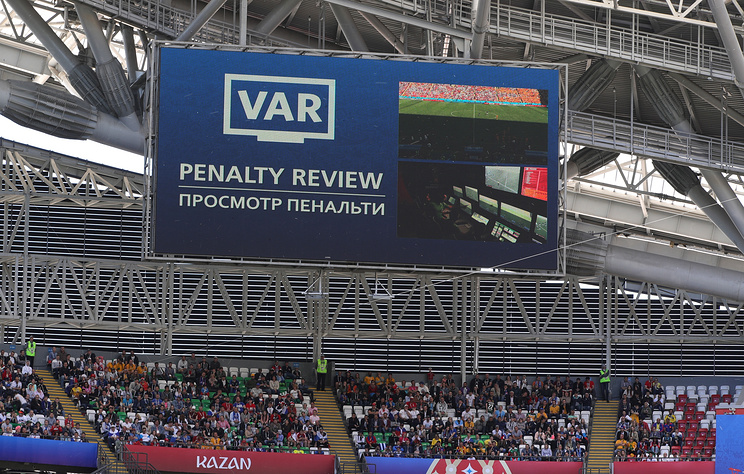 History made as VAR used to give France a (controversial?) penalty