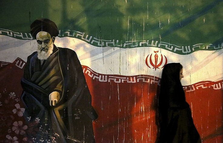 Iran's president says his country is in