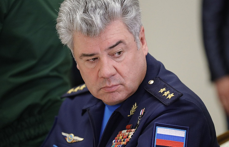 Viktor Bondarev, chairman of the defense and security committee of the Russian parliament's upper house
