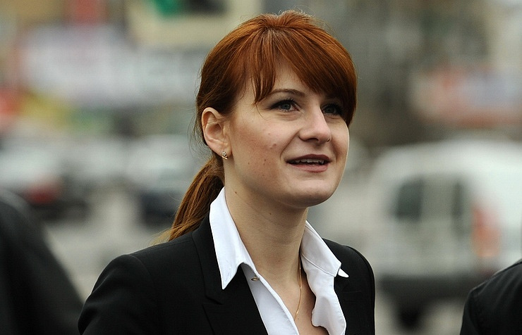 Photos Show the Relationship Between NRA Leaders and Maria Butina