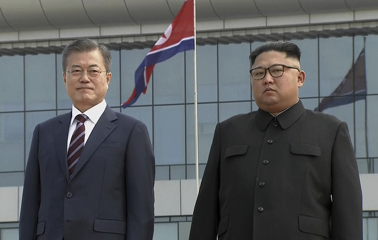 Kim Hosts South Korea's Moon For Summit Talks In Pyongyang