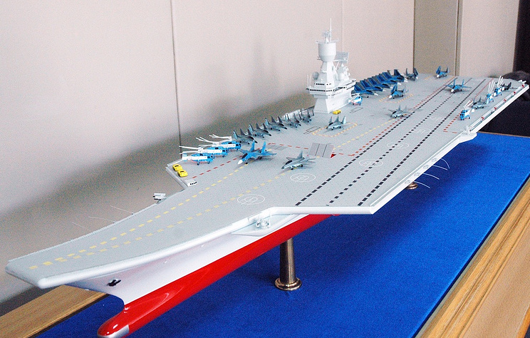 Future russian aircraft carriers. #2 - Page 6 1204224