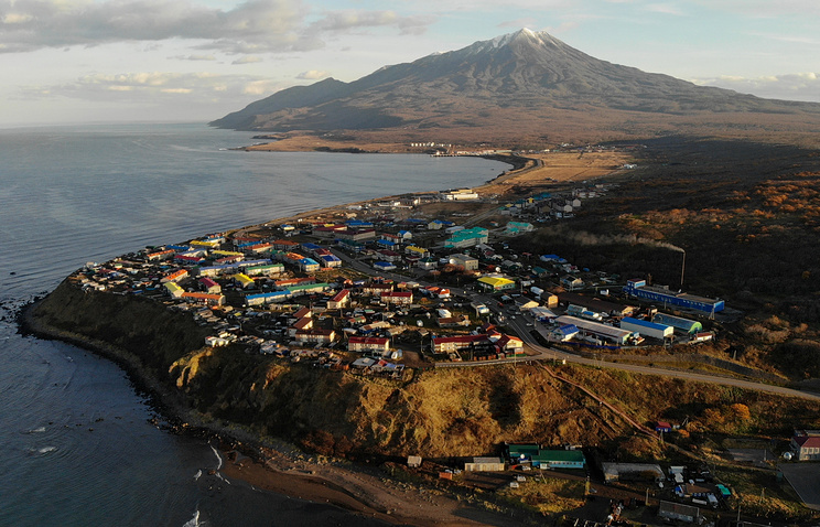 Russia toughens its stance in island dispute with Japan