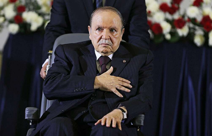 Algeria's Bouteflika announces new government