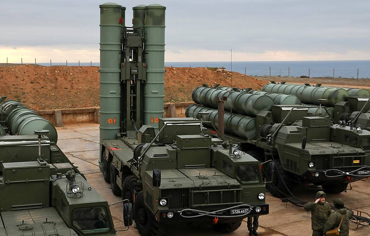 Turkey open to talk on S-400 working group proposal