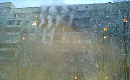 Photo of the Kemerovo region emergency situation department press service