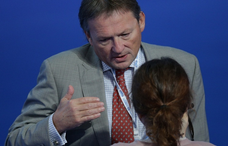 Russian Presidential Commissioner of Business Rights Boris Titov