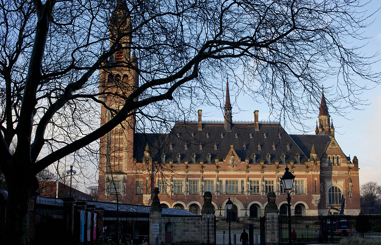Permanent Court of Arbitration in The Hague